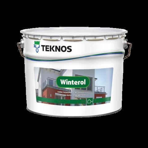 TEKNOS WINTEROL/Текнос Винтерол Фасадная краска для каменных фасадов