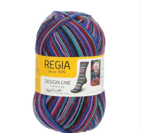 Regia Design Line by Kaffe Fasset 3867 купить
