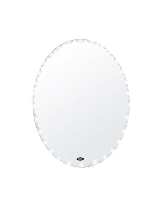 Зеркало 60*45 серебро Р711, Potato, Китай