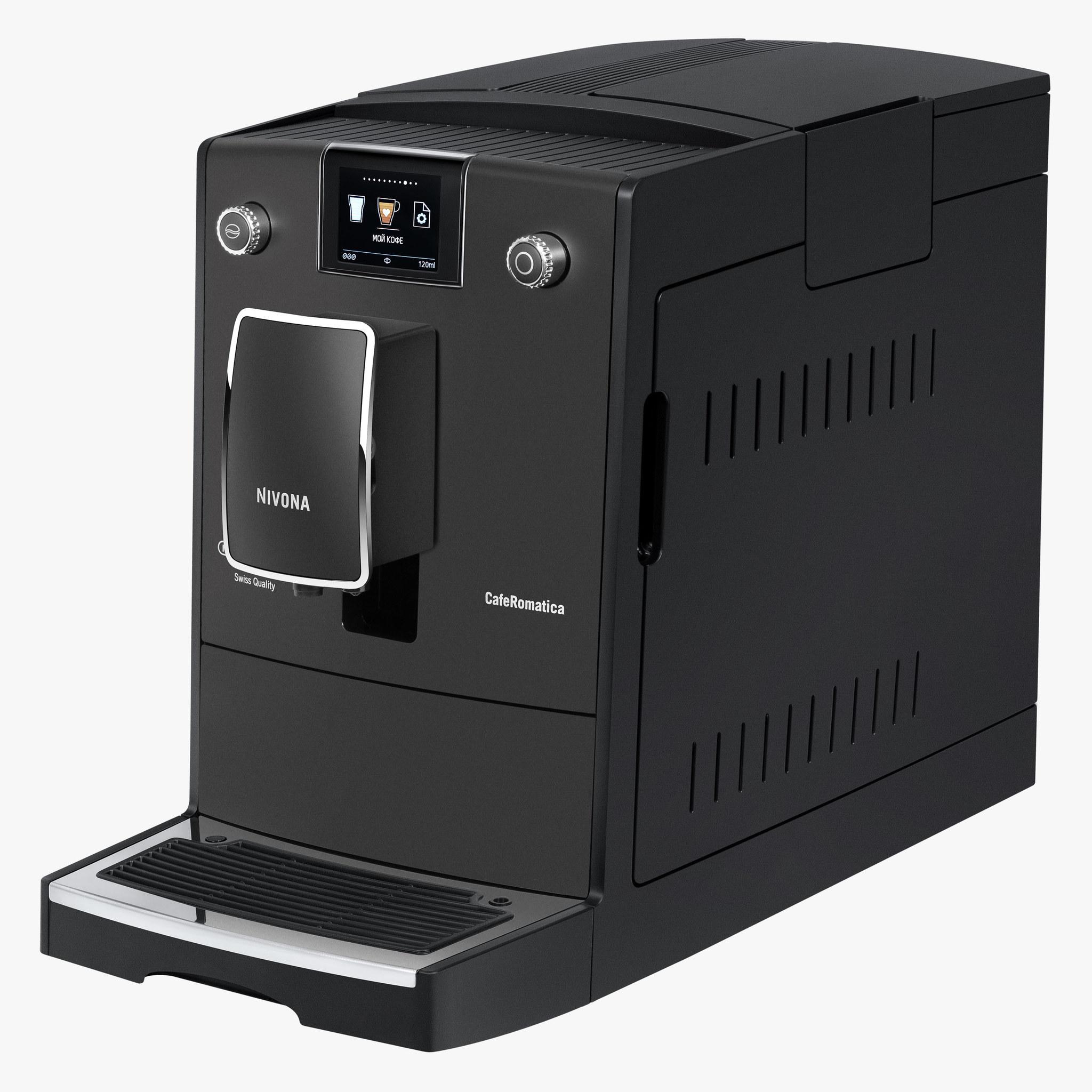 Кофемашина NICR 759 + кофе в зернах Craft, Platinum, Oro, Delikato, Latina Fuerte
