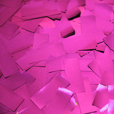 Розовое (металлизированное)