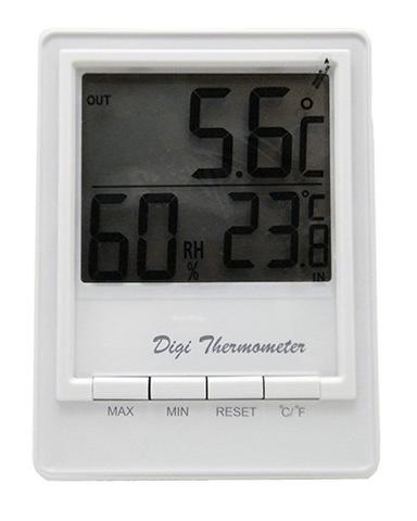 TM1026H-Белый термометр с влажностью