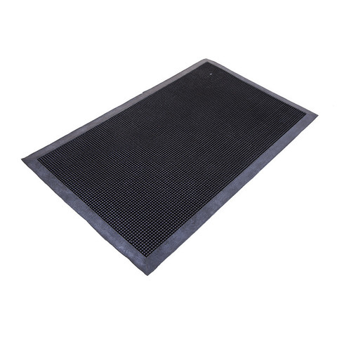 Коврик входной грязезащитный резиновый 2043 90х180см