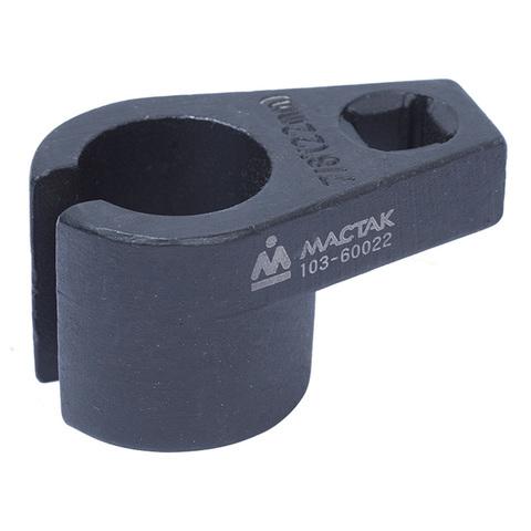 Головка для кислородных датчиков, 22 мм, разрезная МАСТАК 103-60022