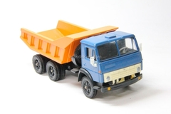 KAMAZ-5511 blue-orange (early) Elecon 1:43