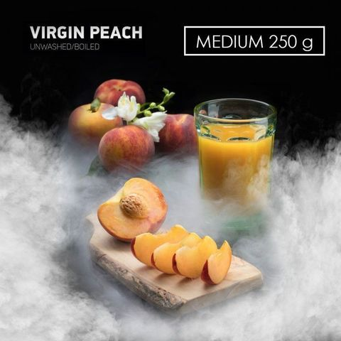 Табак Dark Side 250 г CORE Virgin Peach