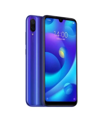 Смартфон Xiaomi Mi Play 4/64GB Blue  (Global Version)