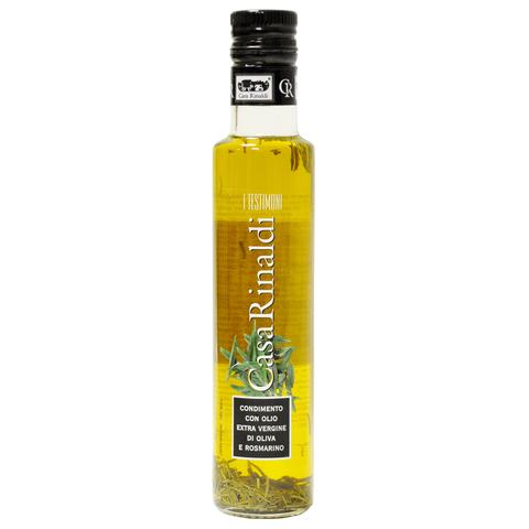 Масло Casa Rinaldi оливковое Extra Vergine с розмарином 250мл