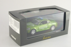 Toyota Soarer Toyota Safety Car 2004 green J-Collection 1:43