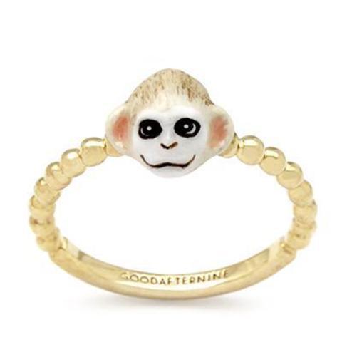 Мини-кольцо Обезьяна