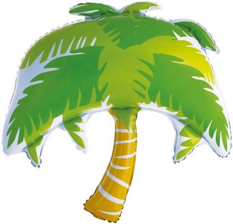 Фольгированный шар Пальма