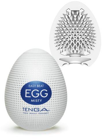 Мастурбатор яйцо