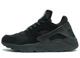 Кроссовки Мужские Nike Air Huarache Black All