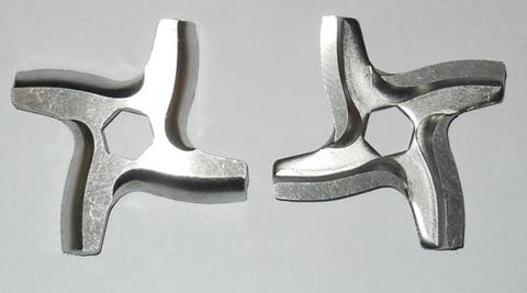 Нож для мясорубки MOULINEX шестигранник