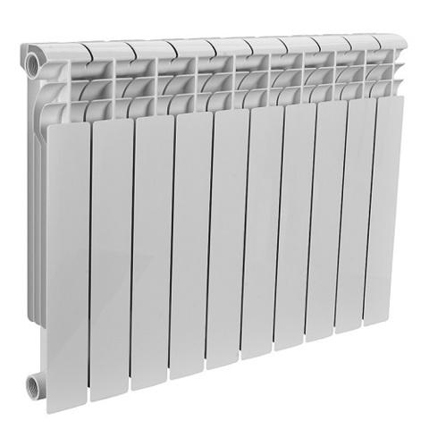 Радиатор биметаллический секционный ROMMER Profi Bm 500 - 10 секций