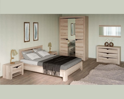 Спальня модульная ГАРДА-10