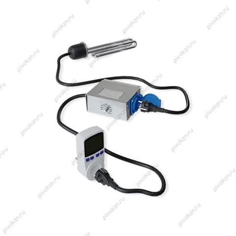 Luxstahl ТЭН на 3 кВт, кламп 2