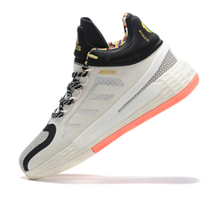 adidas D Rose 11 'Grey/Black/Orange'