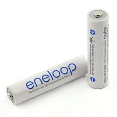 Аккумулятор Eneloop HR-4UTG-2BPAU4-2P 2AAA 750 mAh