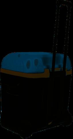 Изотермический контейнер (термобокс) Igloo Ice Cube Maxcold 70 Roller (термоконтейнер, 63 л.)