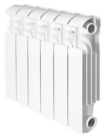 Радиатор Global ISEO 350 - 6 секций