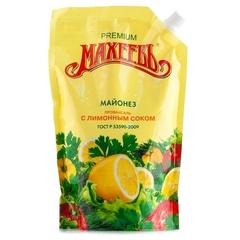"Майонез ""Махеевъ"" с лимонным соком 50,5% 770мл"