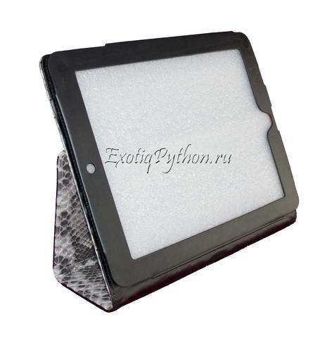 Чехол из кожи питона для планшета  CV-01