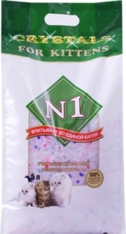 N1 - Crystals for Kittens