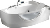 Гидромассажная ванна Gemy G9046 II K R 171х99