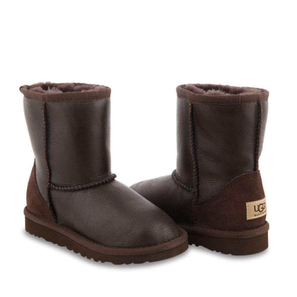 KIDS CLASSIC SHORT METALLIC CHOCOLATE 7191KIDS