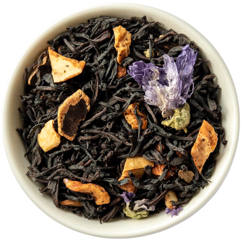Чай с кленовым сиропом