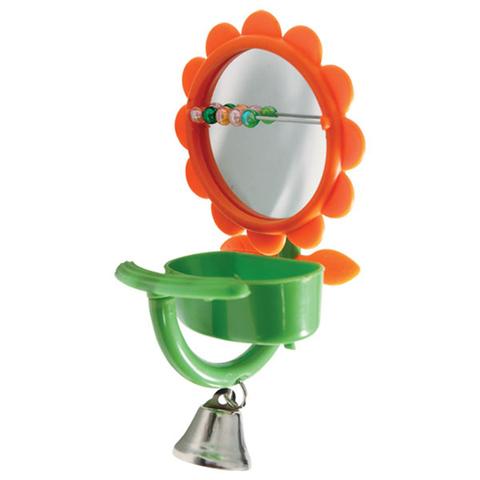 Triol Игрушка для птиц - зеркало