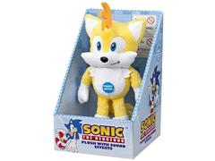 Sonic The Hedgehog Plush with Sound Effects — Tails