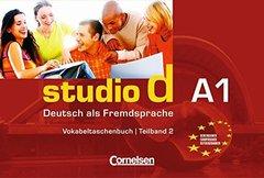 studio d A1 Teil 1/2 Vokabeltaschenbuch