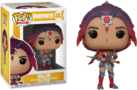 Фигурка Funko Pop! Games: Fortnite - Valor