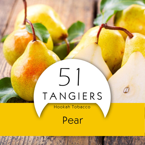 Табак Tangiers Noir Pear 250 г