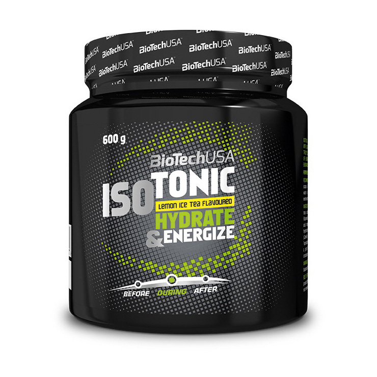 ISO TONIC Hydrate & Energize