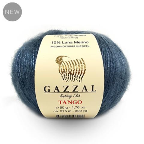 Купить Пряжа Gazzal Tango | Интернет-магазин пряжи «Пряха»