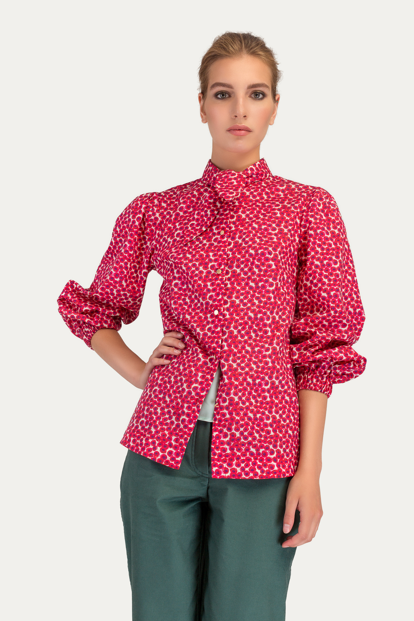 Блузка MAKY