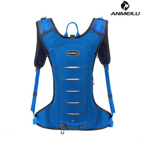 Рюкзак для скандинавской ходьбы ANMEILU TRL Blue 3L