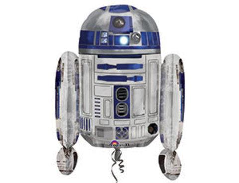 Фольгированный шар Звездные Войны R2D2
