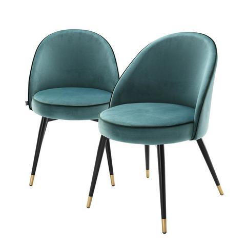 Обеденный стул Eichholtz 113123 Cooper (2 шт.)