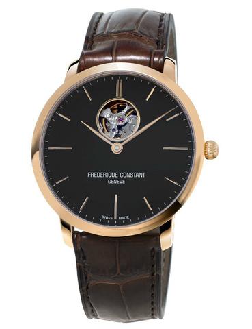 Часы мужские Frederique Constant FC-312G4S4 Slimline