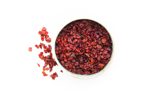 Барбарис ягода красная
