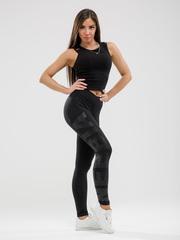 Женские лосины Nebbia 677 Black
