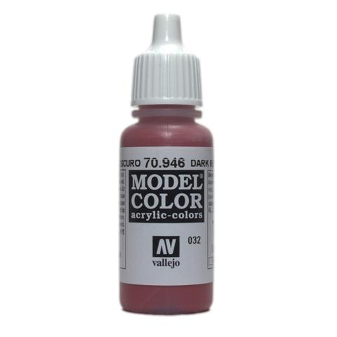 Model Color Dark Red 17 ml.
