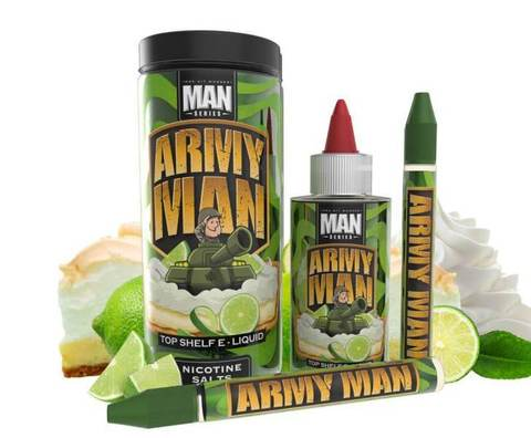 One Hit Wonder - Army Man (Original) 100ml