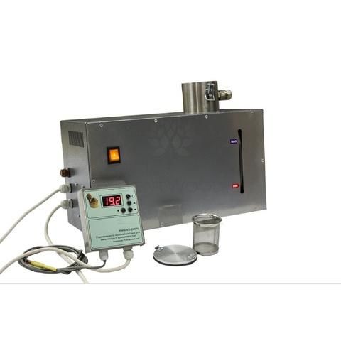 Парогенератор проточный 2,5 Квт. с таймером учета процедуры