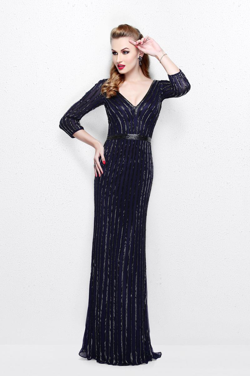 Luiza 3188 Платье расшито бисером и пайетками по всей длине, длинна платья в пол