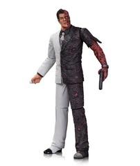Batman Arkham City Action Figure - Two Face